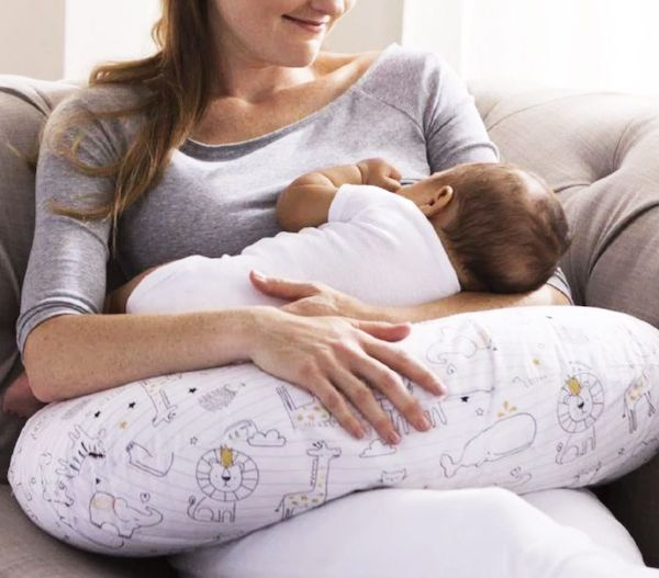 Top 5 Must-Haves for the Breastfeeding Mama - Nursing Pillow